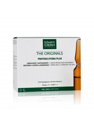Ампулы MartiDerm The Originals Proteos Martiderm Hydra Plus (30 ампул по 2 мл)