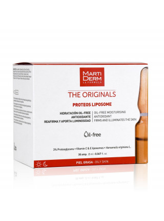 Ампулы MartiDerm The Originals Proteos Martiderm Liposome (30 ампул по 2 мл)