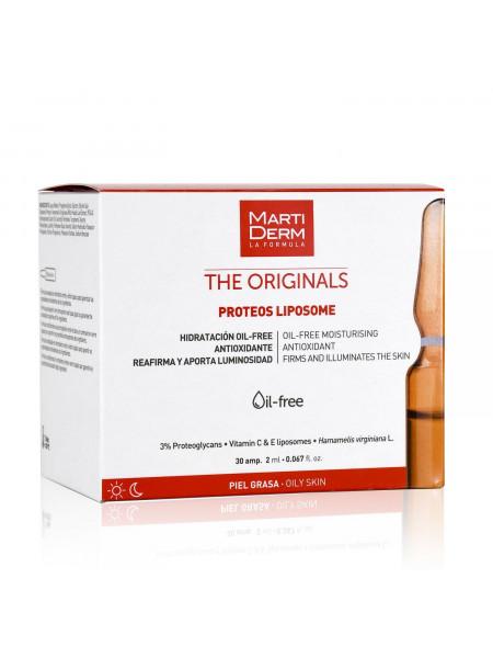 Ампулы MartiDerm The Originals Proteos Martiderm Liposome (30 ампул по 2 мл)